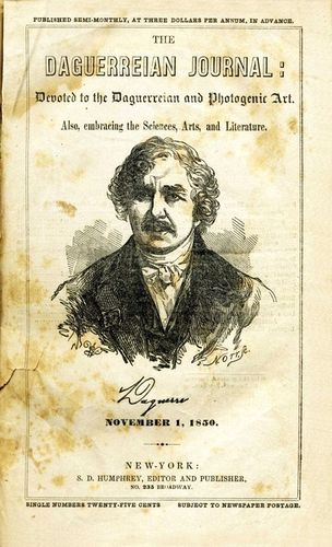 The Daguerreian Journal