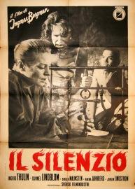 IL SILENZIO - Italian Poster 1